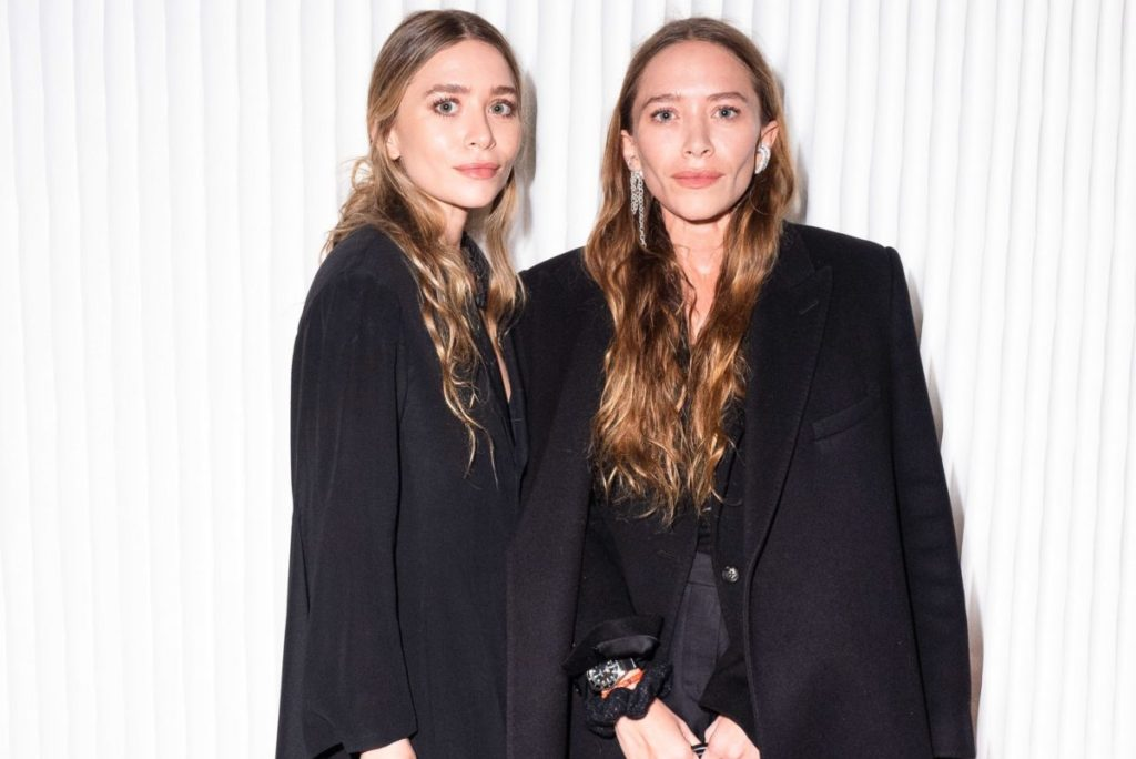 The Olsen Twin's Influence on The Maxi Coat